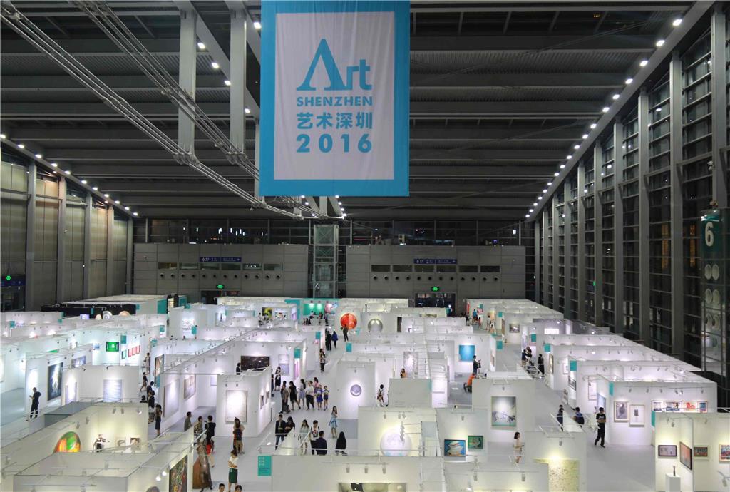 2016艺术深圳 参展画廊名单