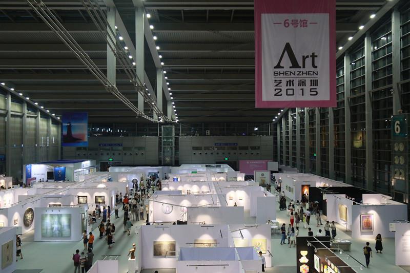 2015艺术深圳 参展画廊名单